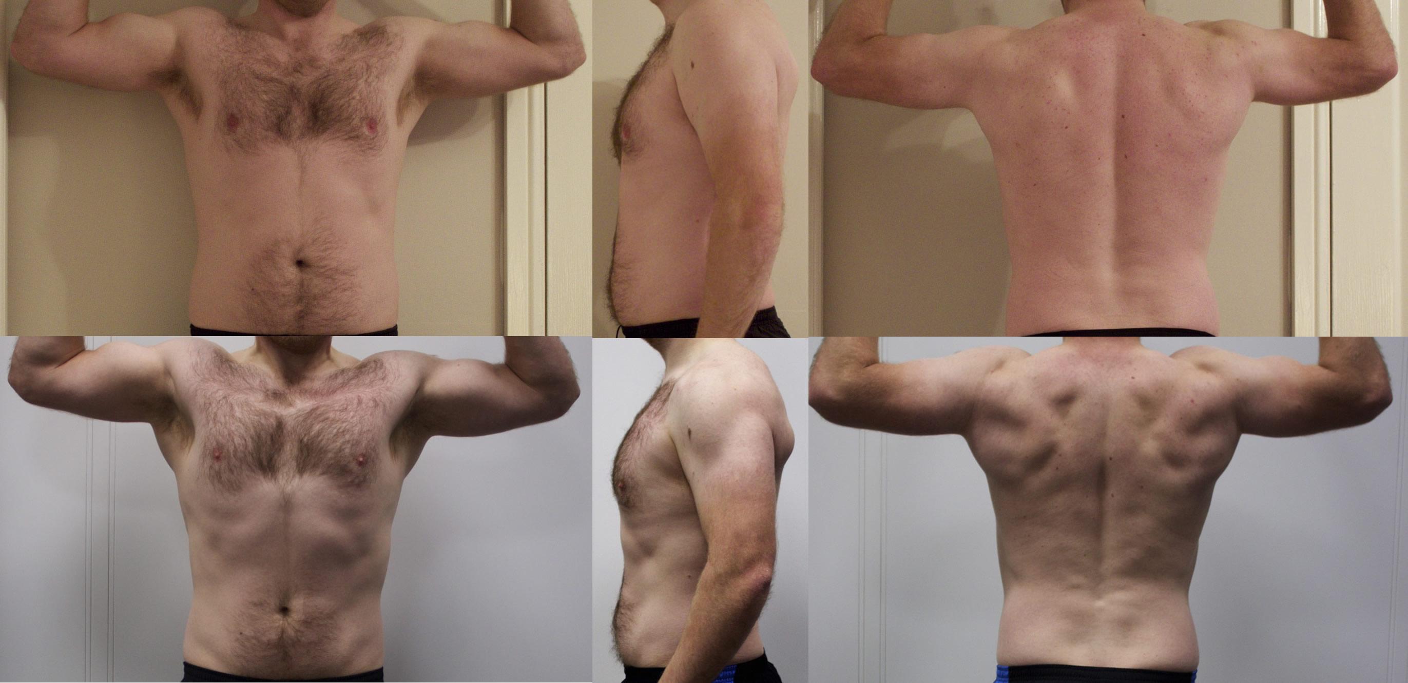 2015 Body Transformation Challenge Week 3 Update